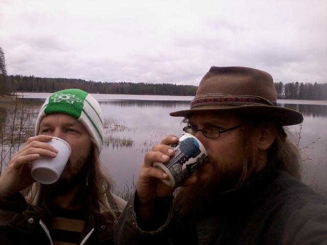 coffee with Sami