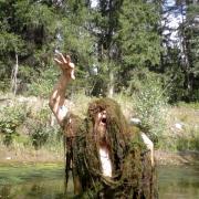 swampmonster, I'm a swampmonster