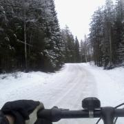 cycling the local roads