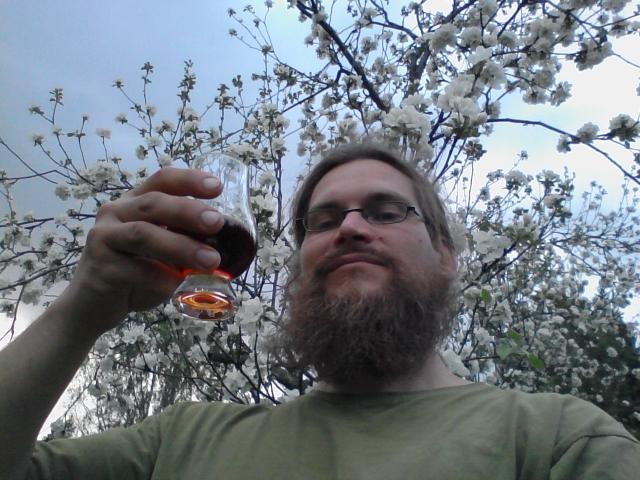 Warm wind from Ukraine, a shot of rum for Ukraine