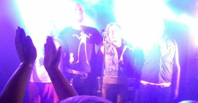 Mariska ja Pahat Sudet, the finale of  their last gig